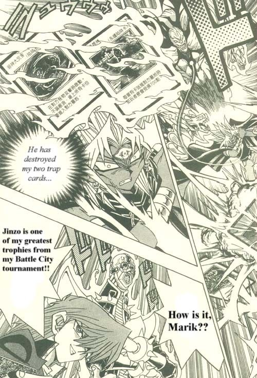 Yu-Gi-Oh! Duelist 187 Page 3