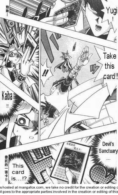Yu-Gi-Oh! Duelist 206 Page 1