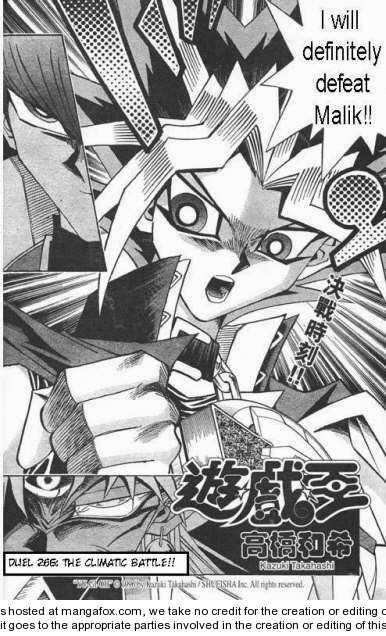 Yu-Gi-Oh! Duelist 206 Page 4