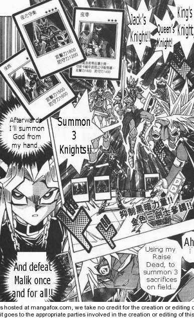 Yu-Gi-Oh! Duelist 208 Page 1