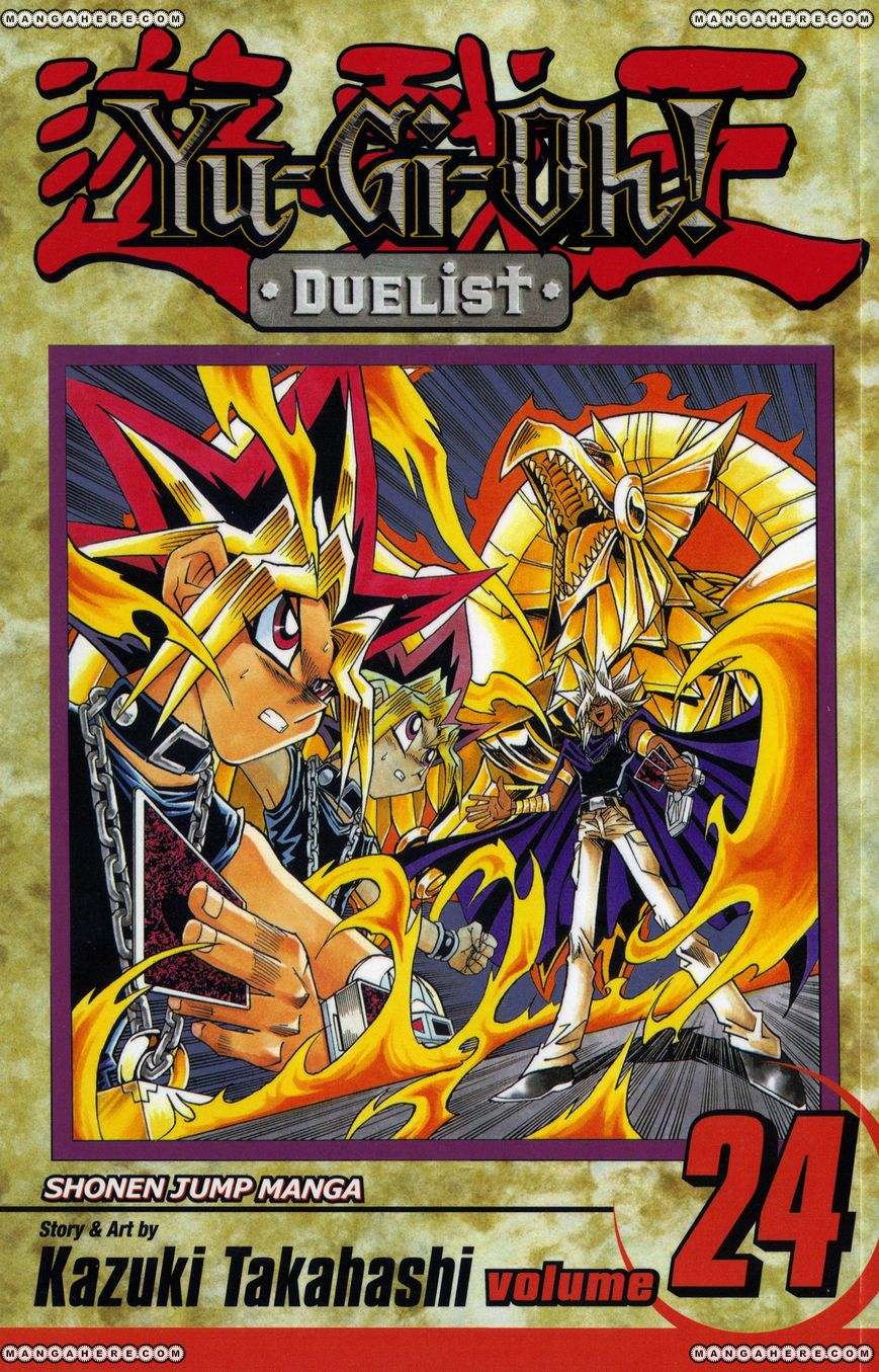 Yu-Gi-Oh! Duelist 210 Page 1