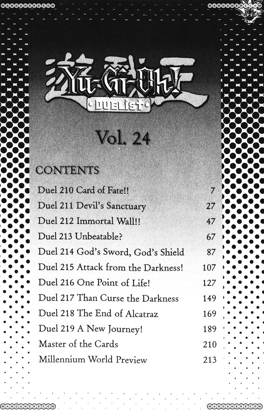 Yu-Gi-Oh! Duelist 210 Page 3
