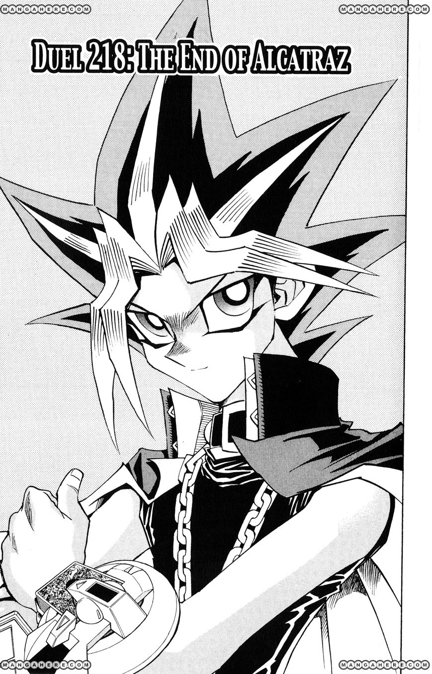 Yu-Gi-Oh! Duelist 218 Page 2