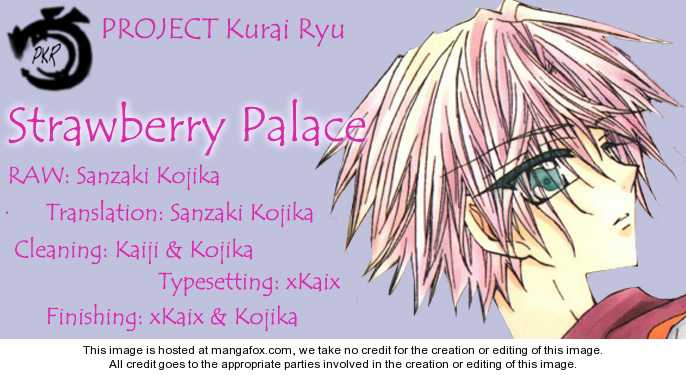 Strawberry Palace 1.1 Page 1
