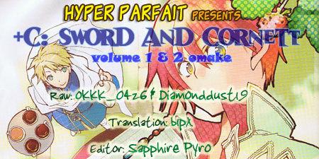 +C: Sword and Cornett 5.5 Page 1