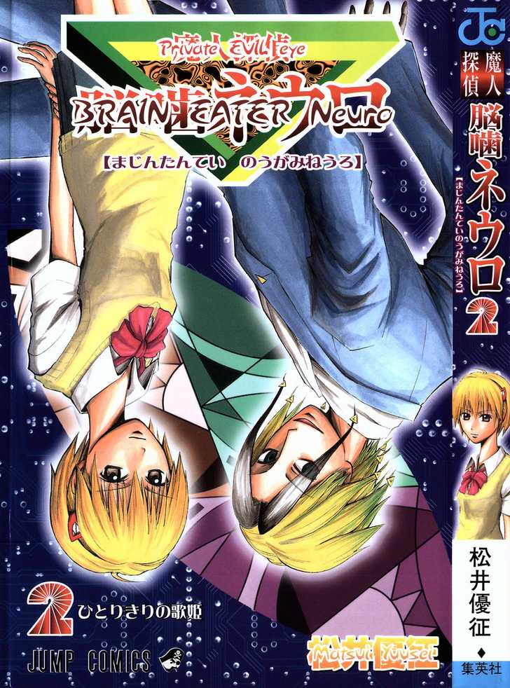 Majin Tantei Nougami Neuro 8 Page 1