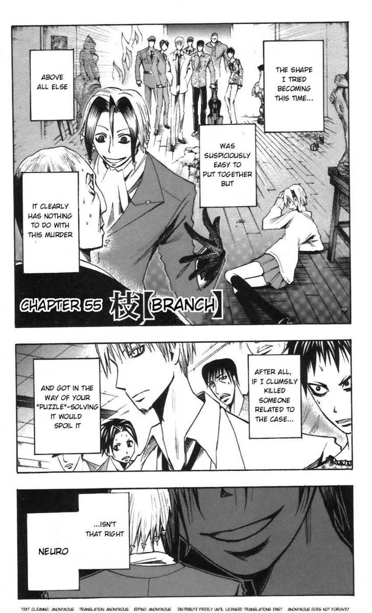 Majin Tantei Nougami Neuro 55 Page 1