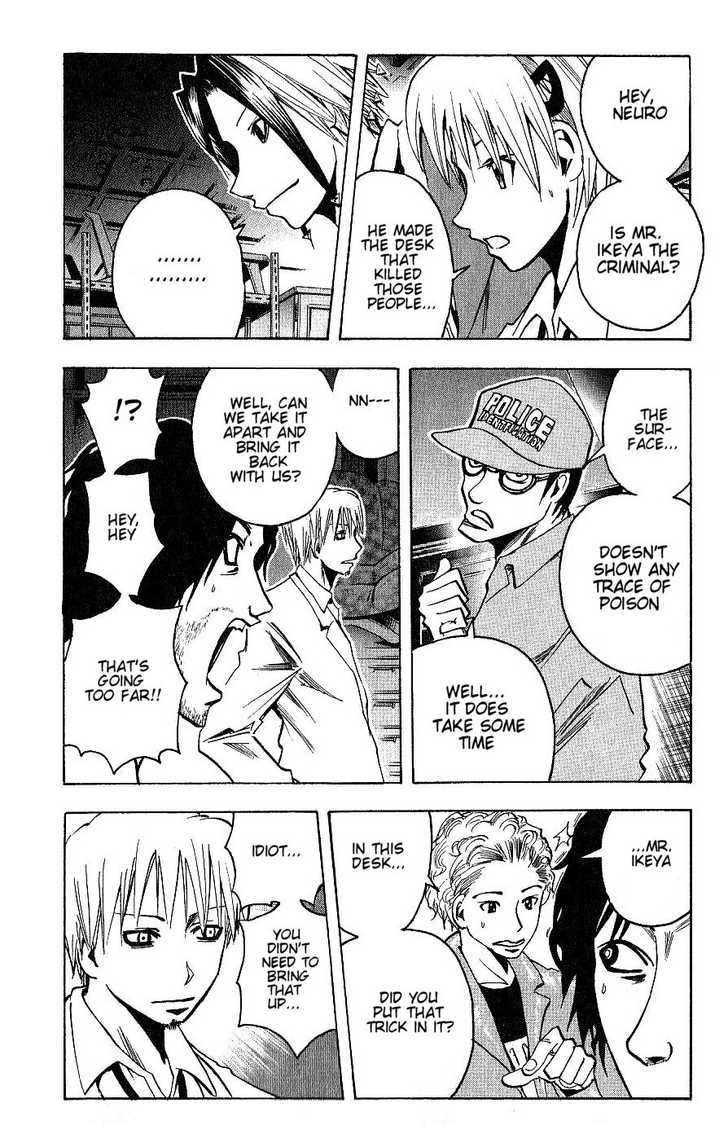 Majin Tantei Nougami Neuro 94 Page 2