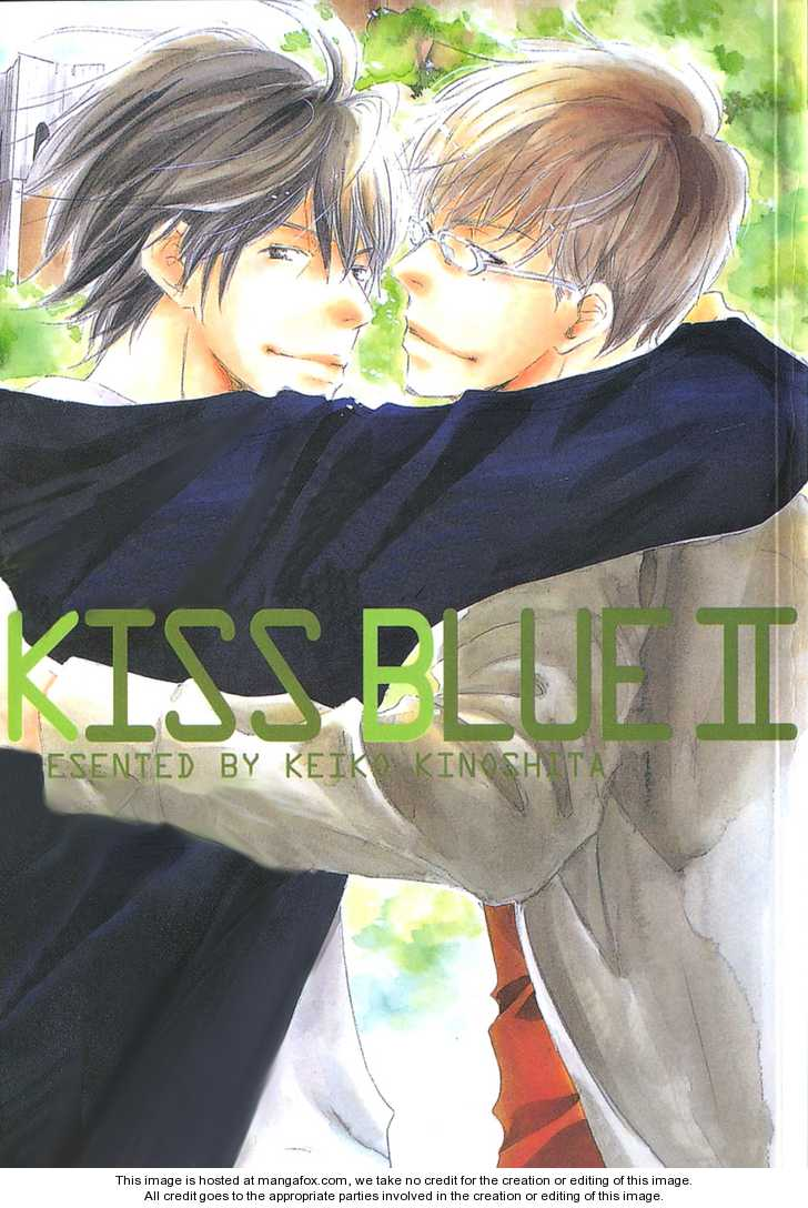 Kiss Blue 6 Page 2