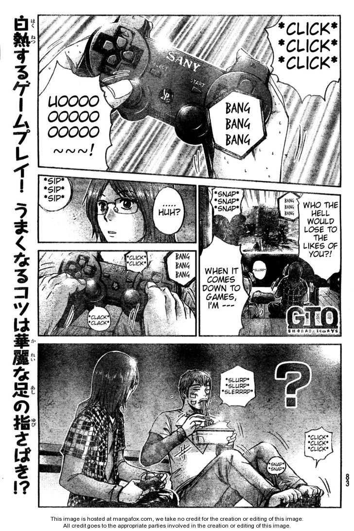 GTO - Shonan 14 Days 4 Page 1
