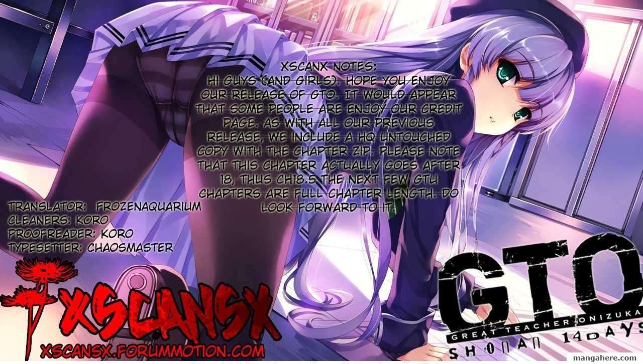 GTO - Shonan 14 Days 18.5 Page 2
