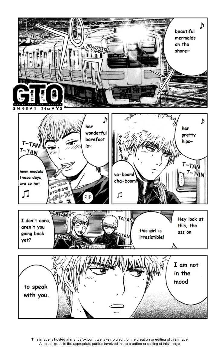 GTO - Shonan 14 Days 23 Page 1
