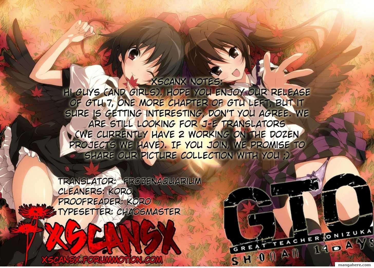 GTO - Shonan 14 Days 34.6 Page 2