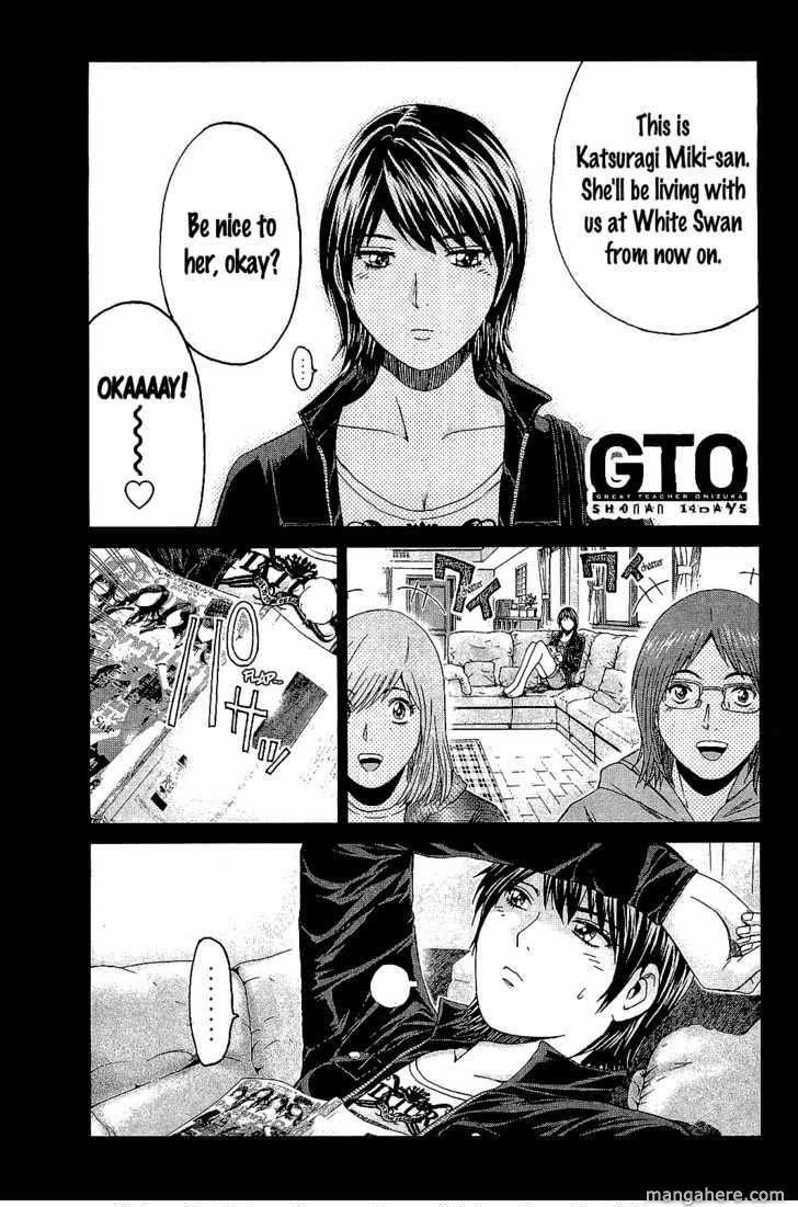 GTO - Shonan 14 Days 36 Page 1