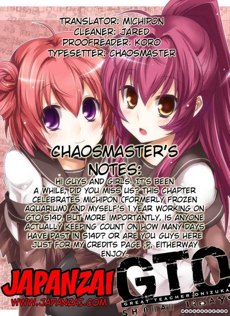 GTO - Shonan 14 Days 52 Page 2