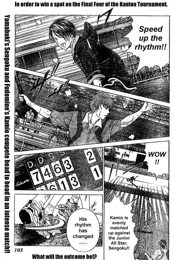Prince of Tennis 166 Page 1