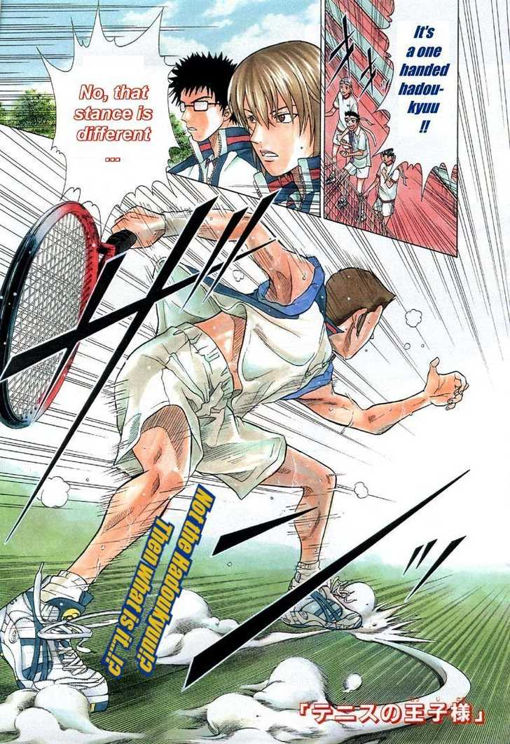 Prince of Tennis 173 Page 1
