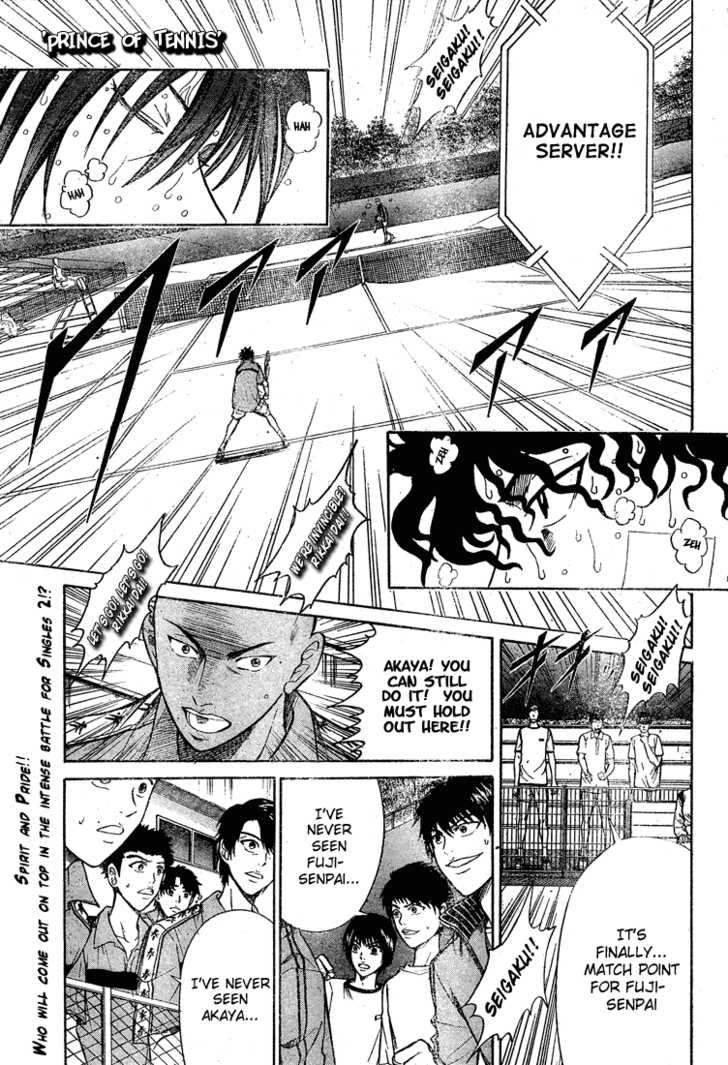 Prince of Tennis 221 Page 1