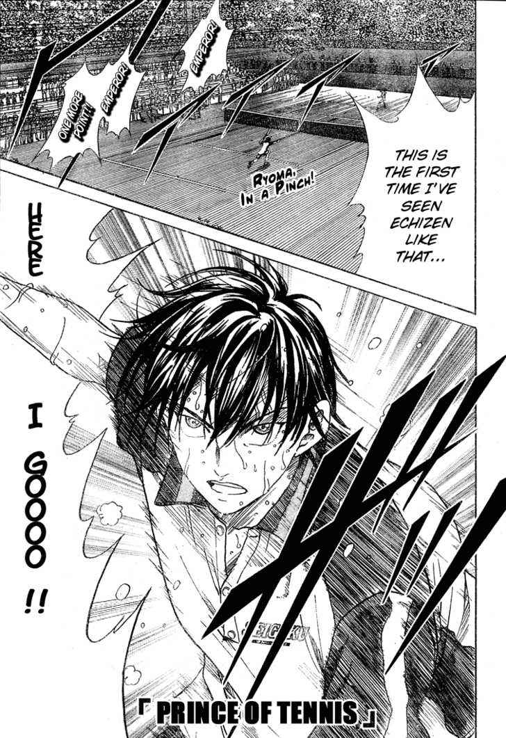 Prince of Tennis 234 Page 1