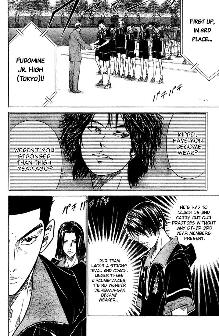 Prince of Tennis 237 Page 2