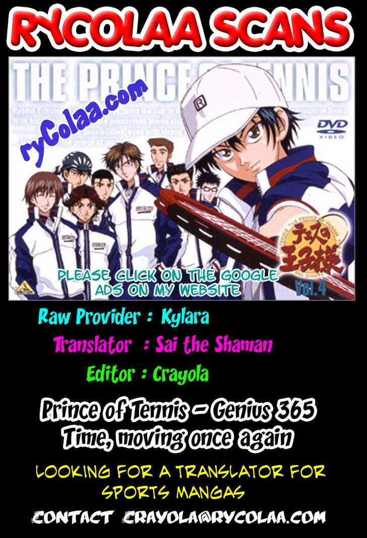 Prince of Tennis 365 Page 1
