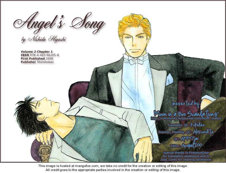 Tenshi no Uta (NISHIDA Higashi) 1 Page 1