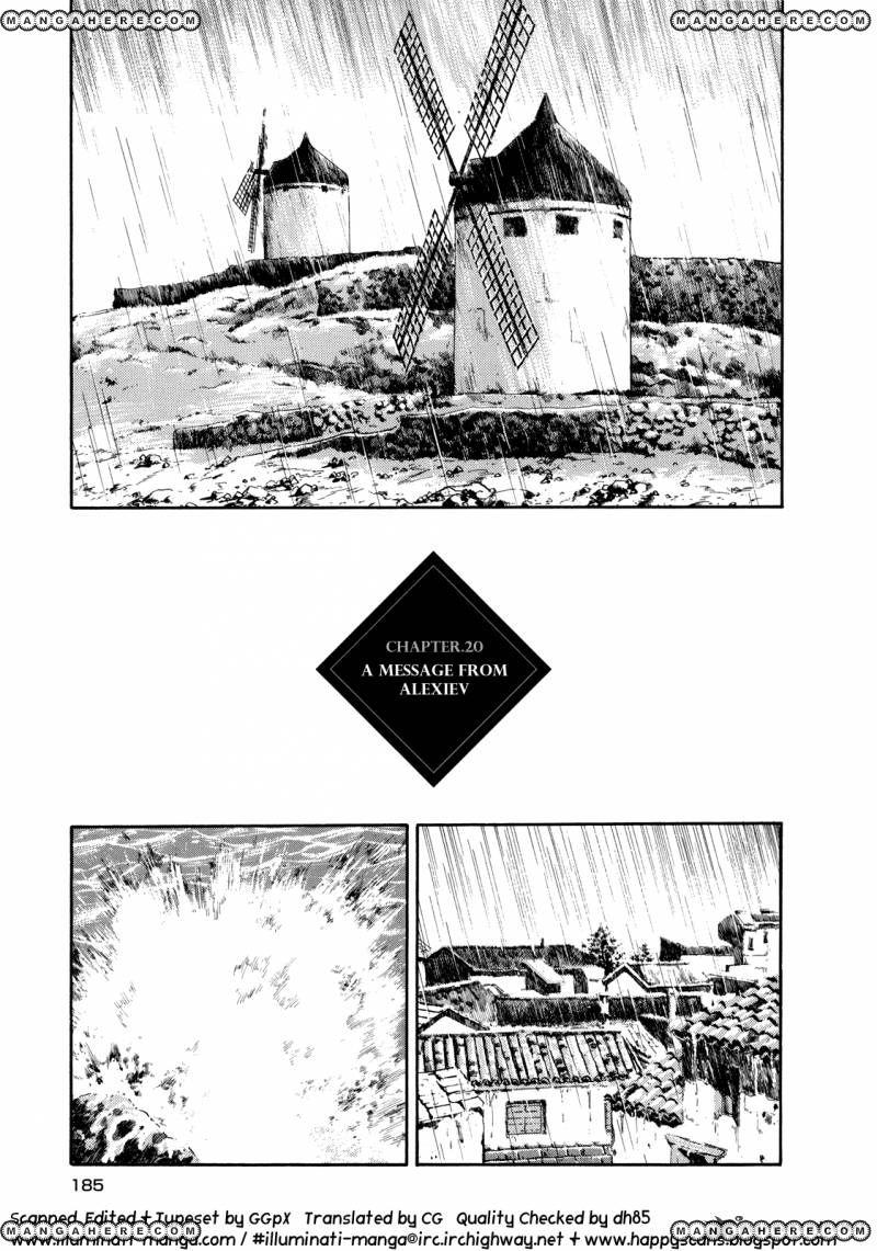 Master Keaton 20 Page 1