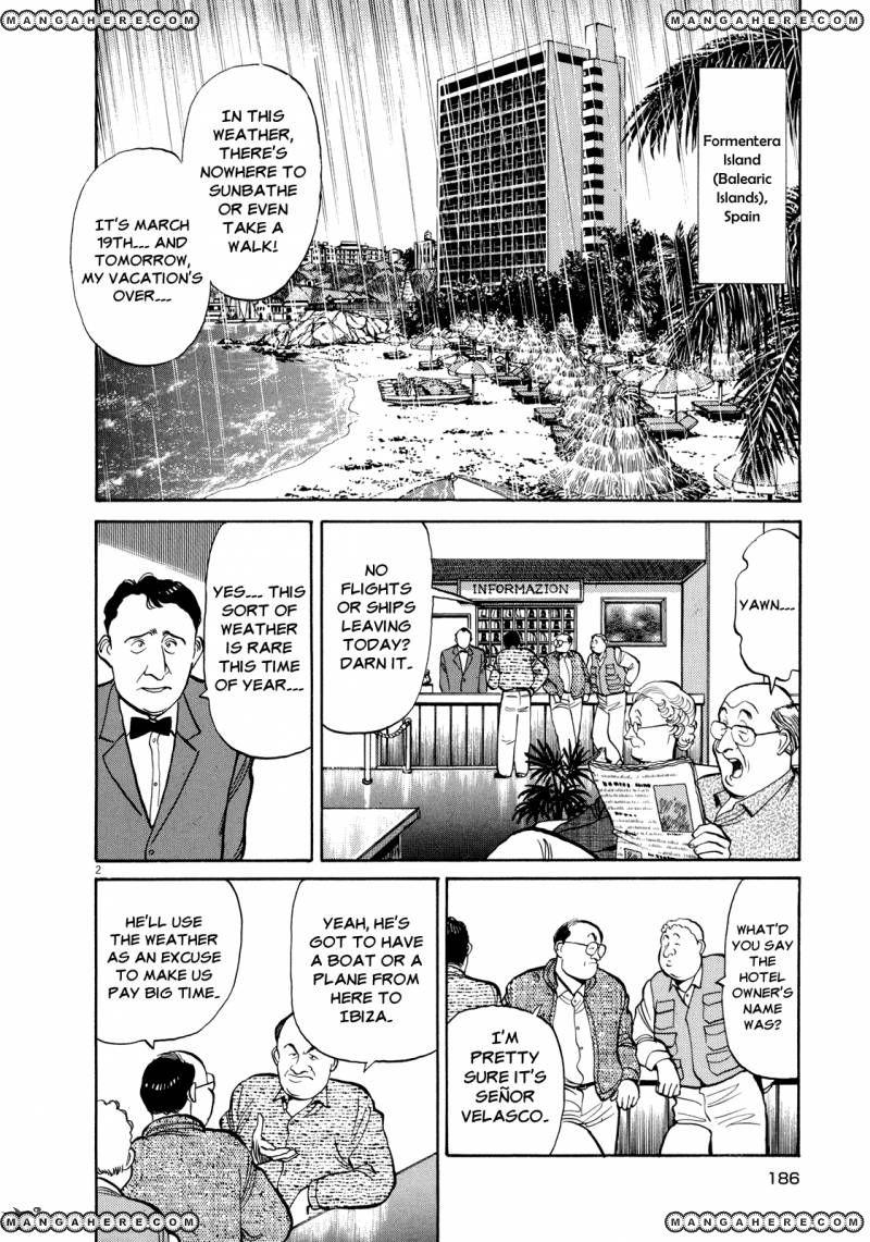 Master Keaton 20 Page 2