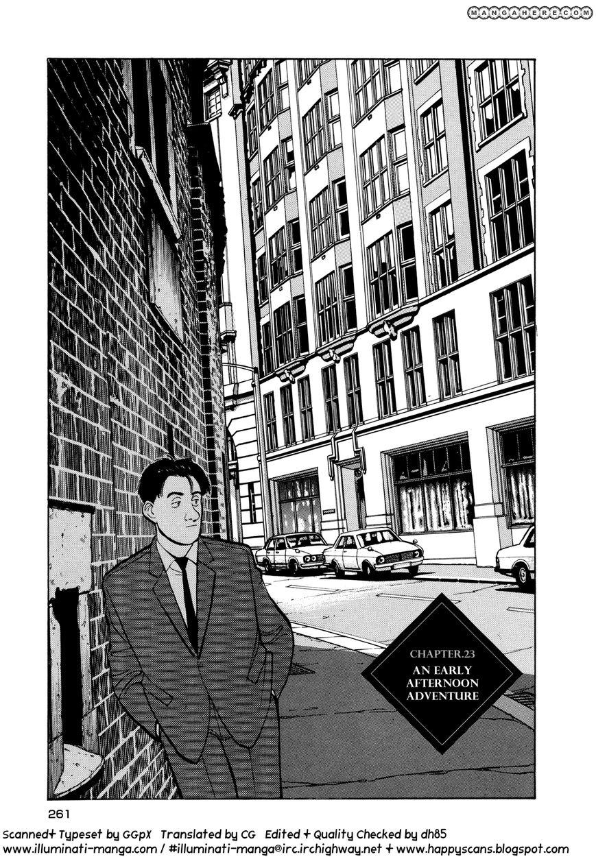 Master Keaton 23 Page 1