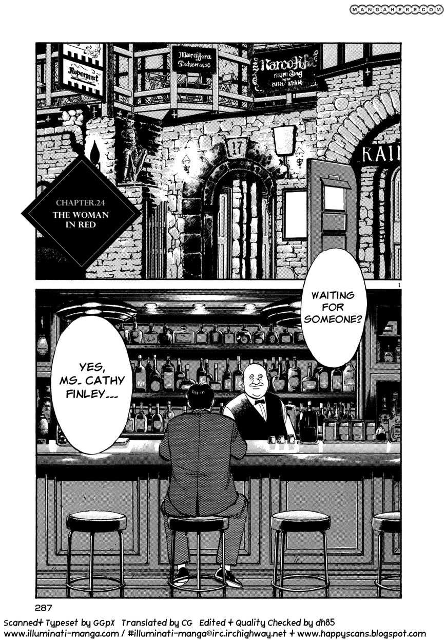 Master Keaton 24 Page 1