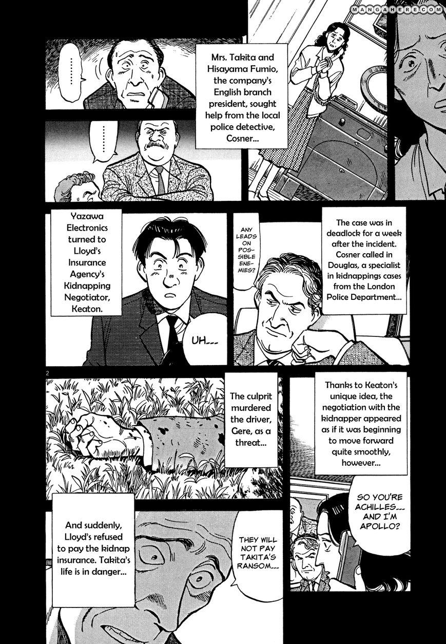 Master Keaton 27 Page 2