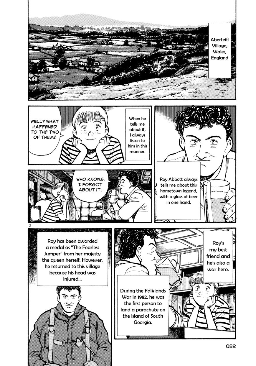 Master Keaton 28 Page 2