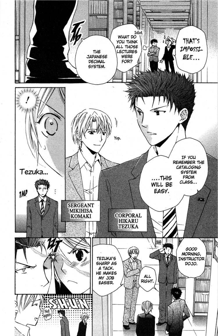 Toshokan Sensou: Love & War 4 Page 3