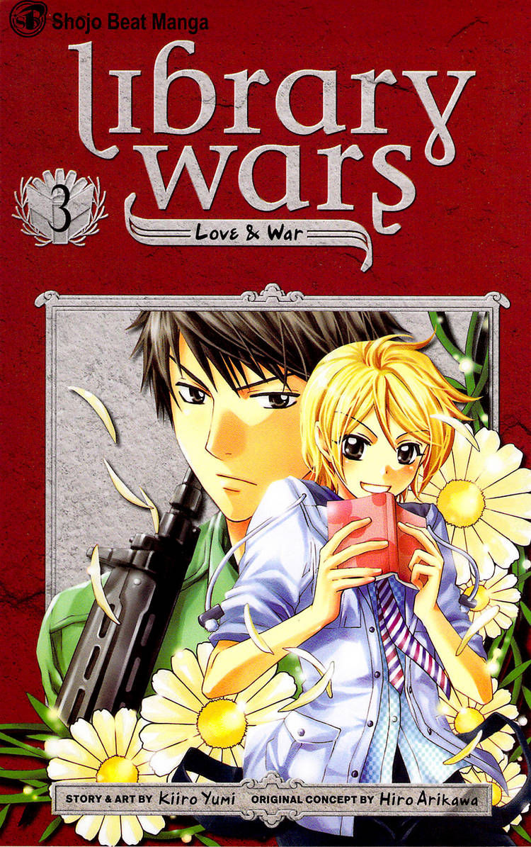 Toshokan Sensou: Love & War 10 Page 1