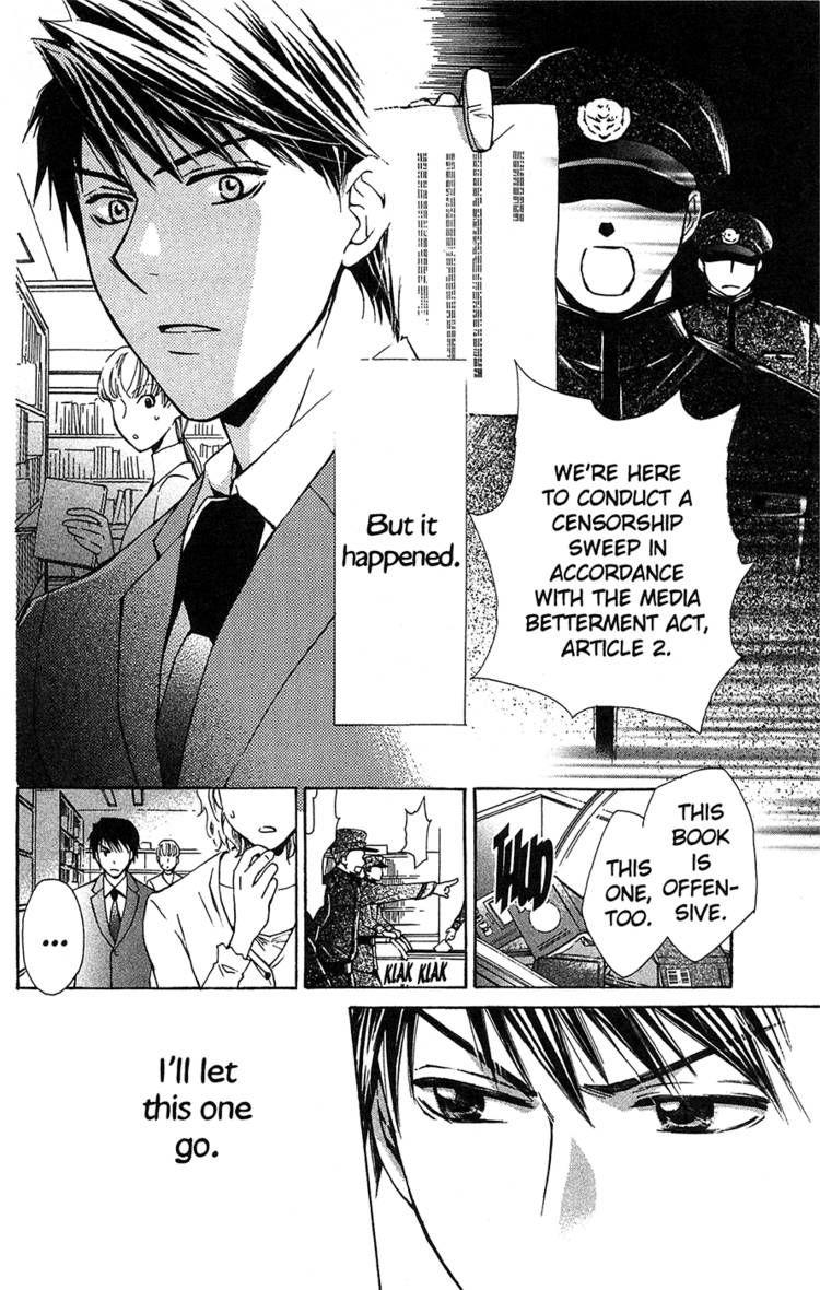 Toshokan Sensou: Love & War 16 Page 2