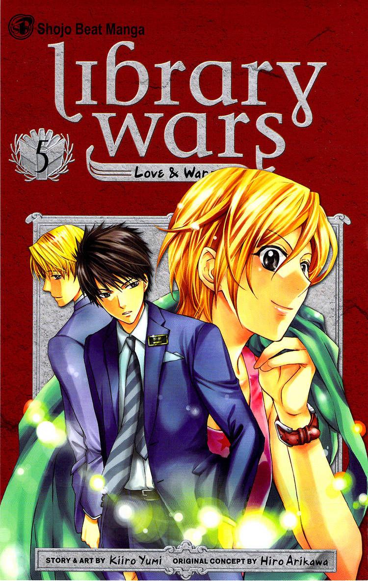 Toshokan Sensou: Love & War 20 Page 1
