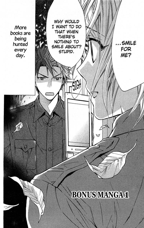 Toshokan Sensou: Love & War 23.1 Page 2