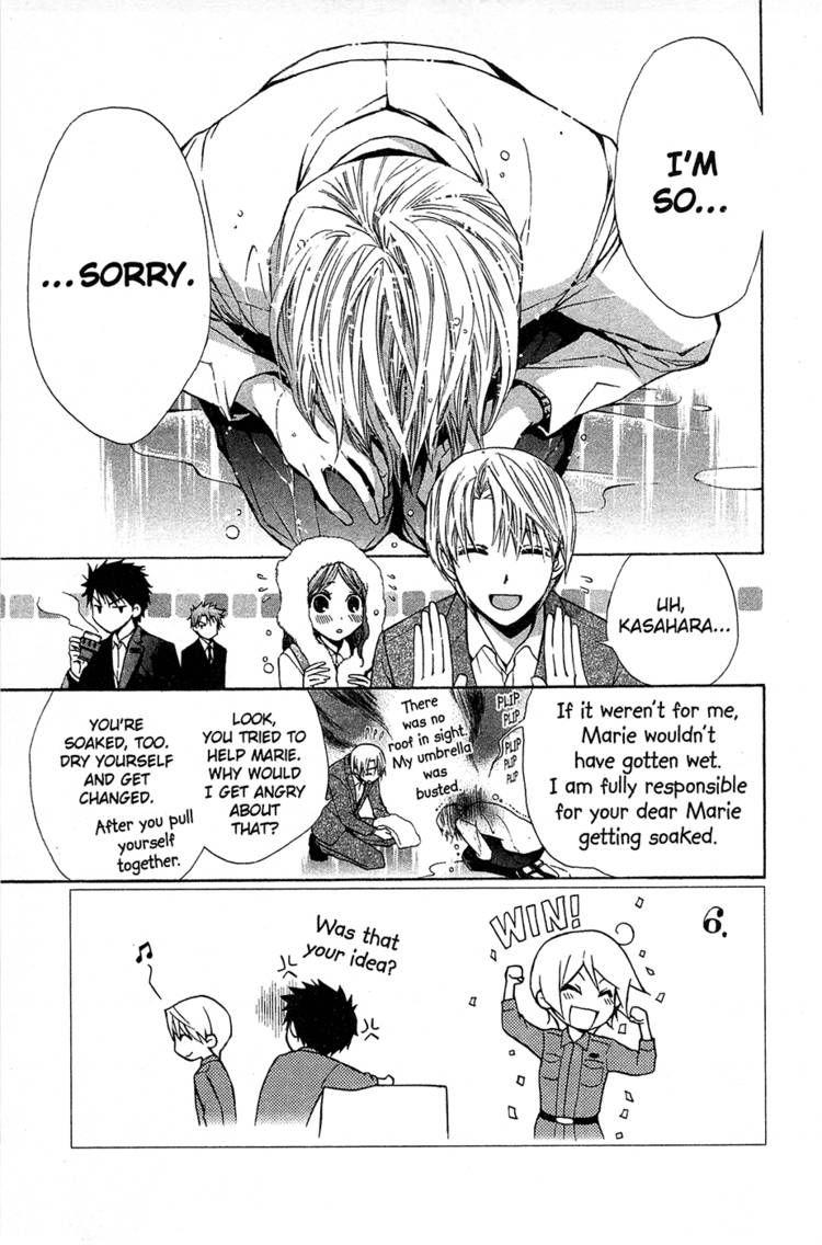 Toshokan Sensou: Love & War 33.5 Page 3