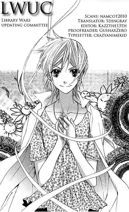 Toshokan Sensou: Love & War 34 Page 1