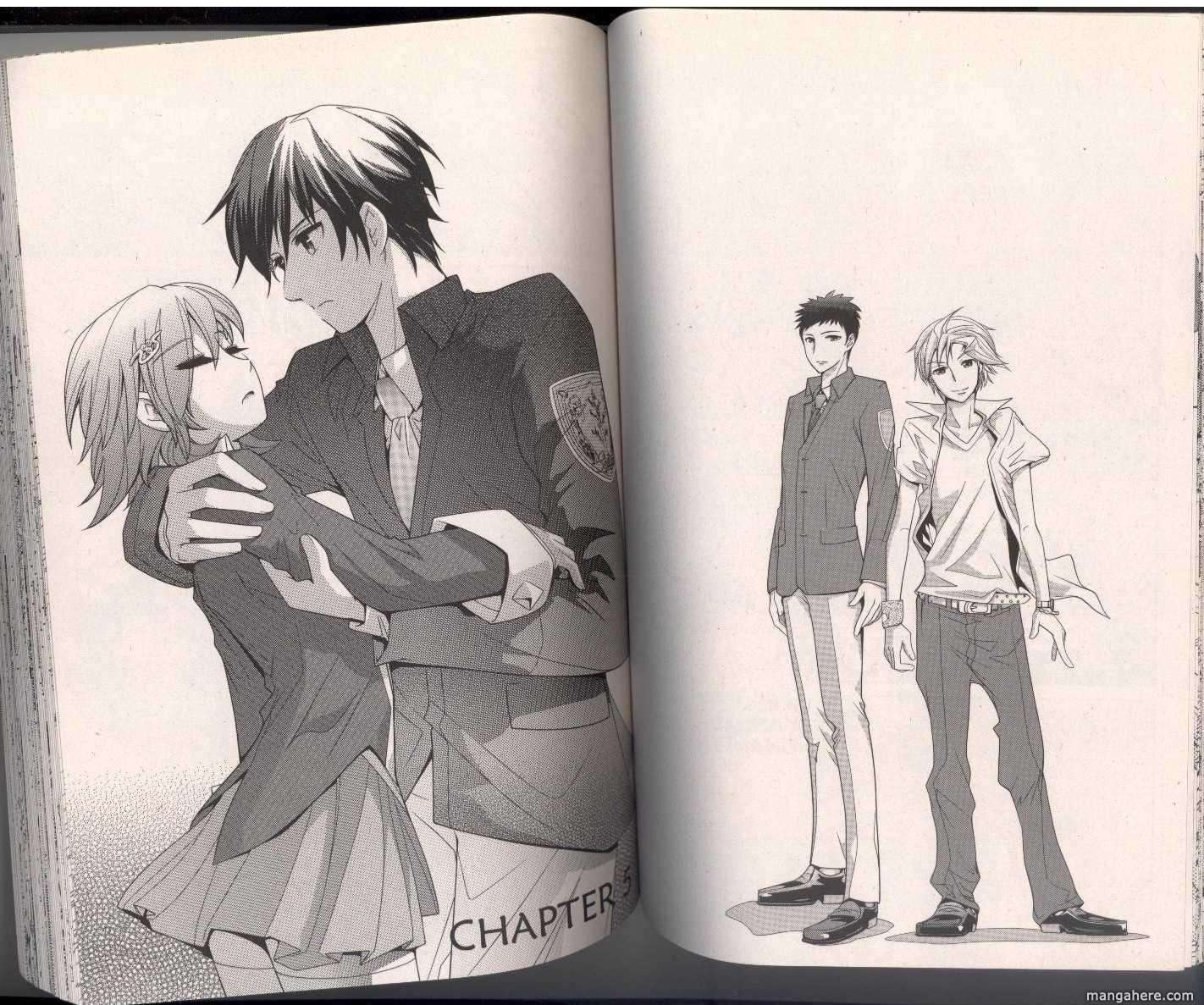 Kasumi 11 Page 1