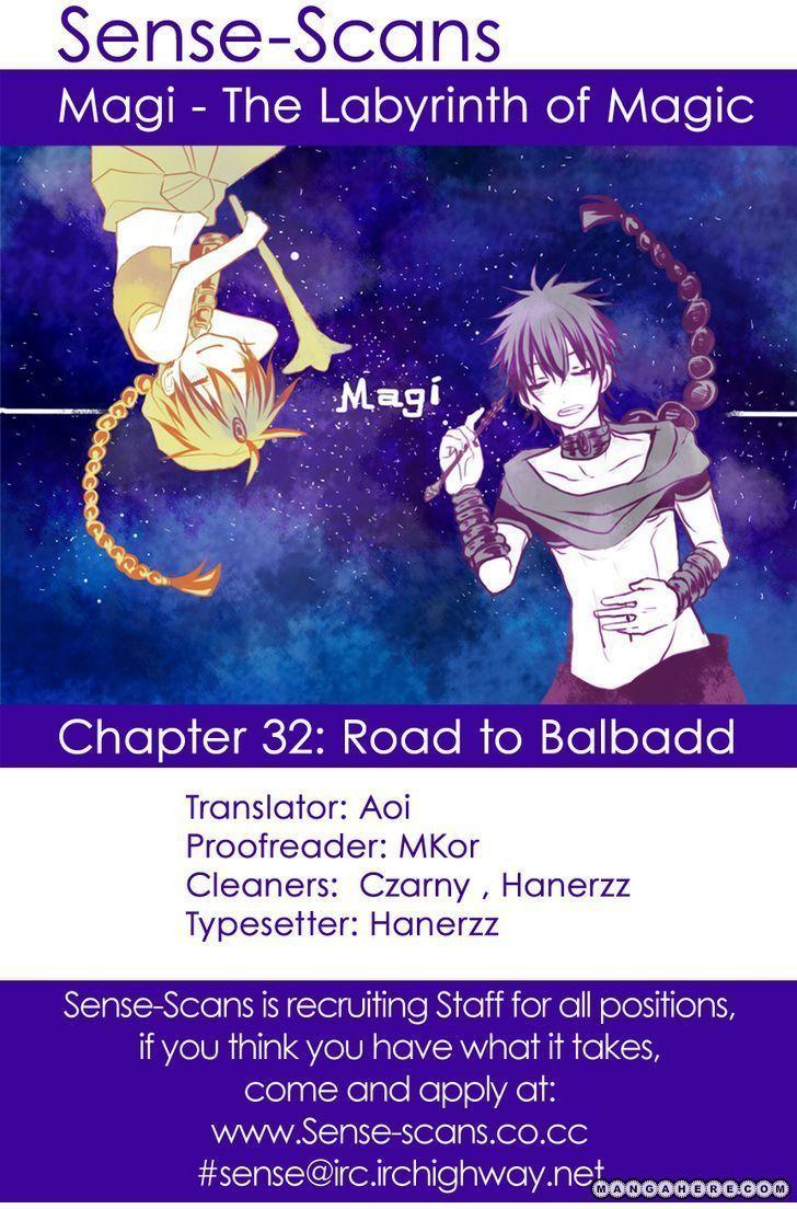 Magi 32 Page 1