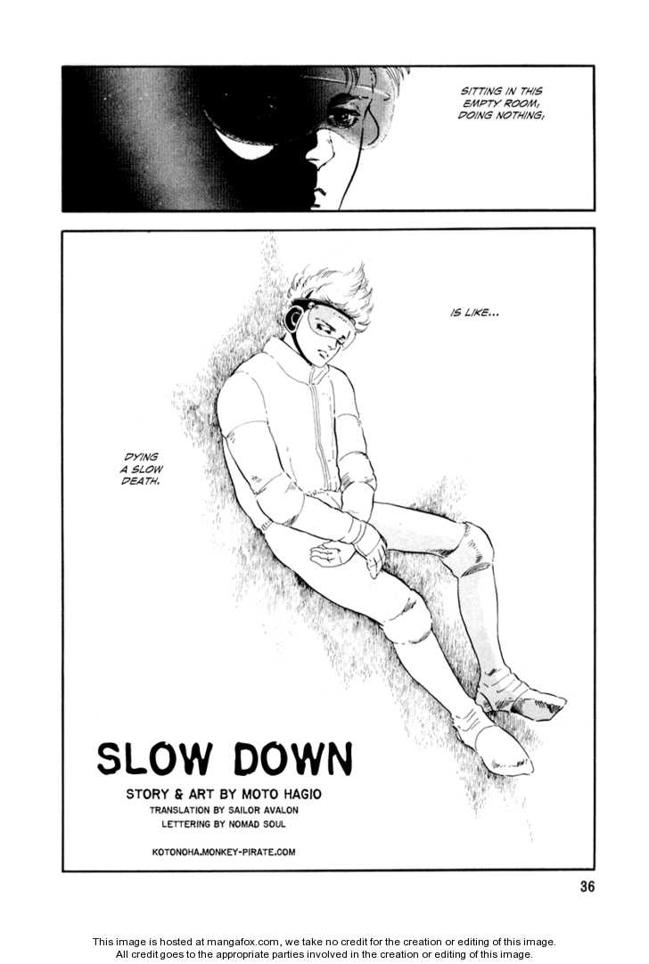 Slow Down 1 Page 2
