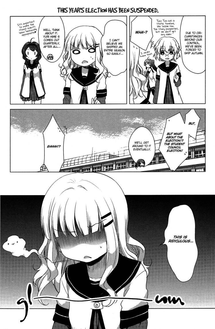 Yuru Yuri 23 Page 4