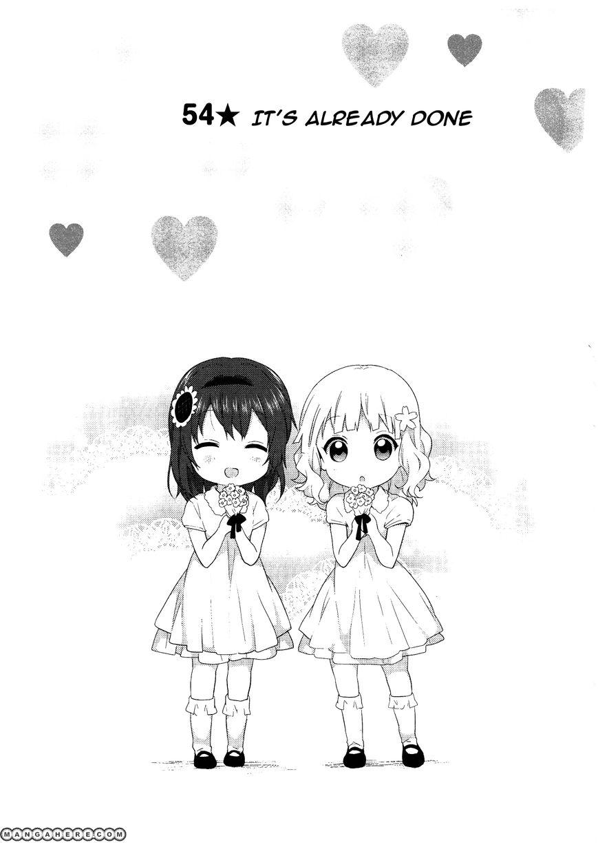 Yuru Yuri 54 Page 1