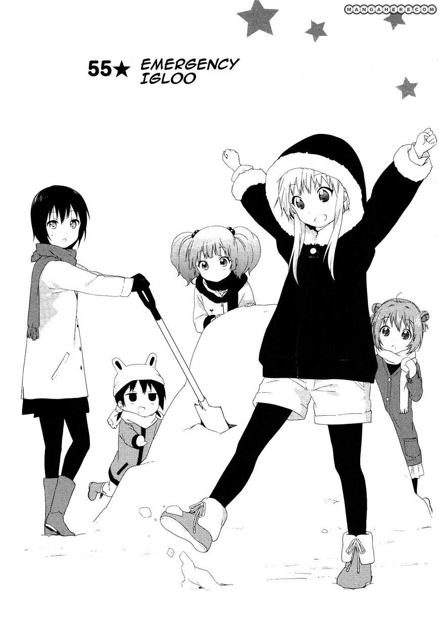 Yuru Yuri 55 Page 1