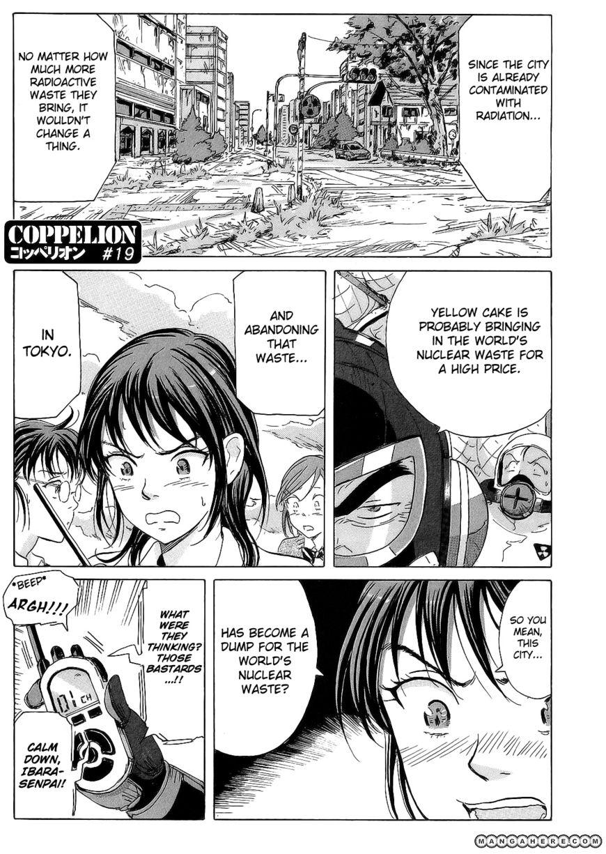 Coppelion 19 Page 1