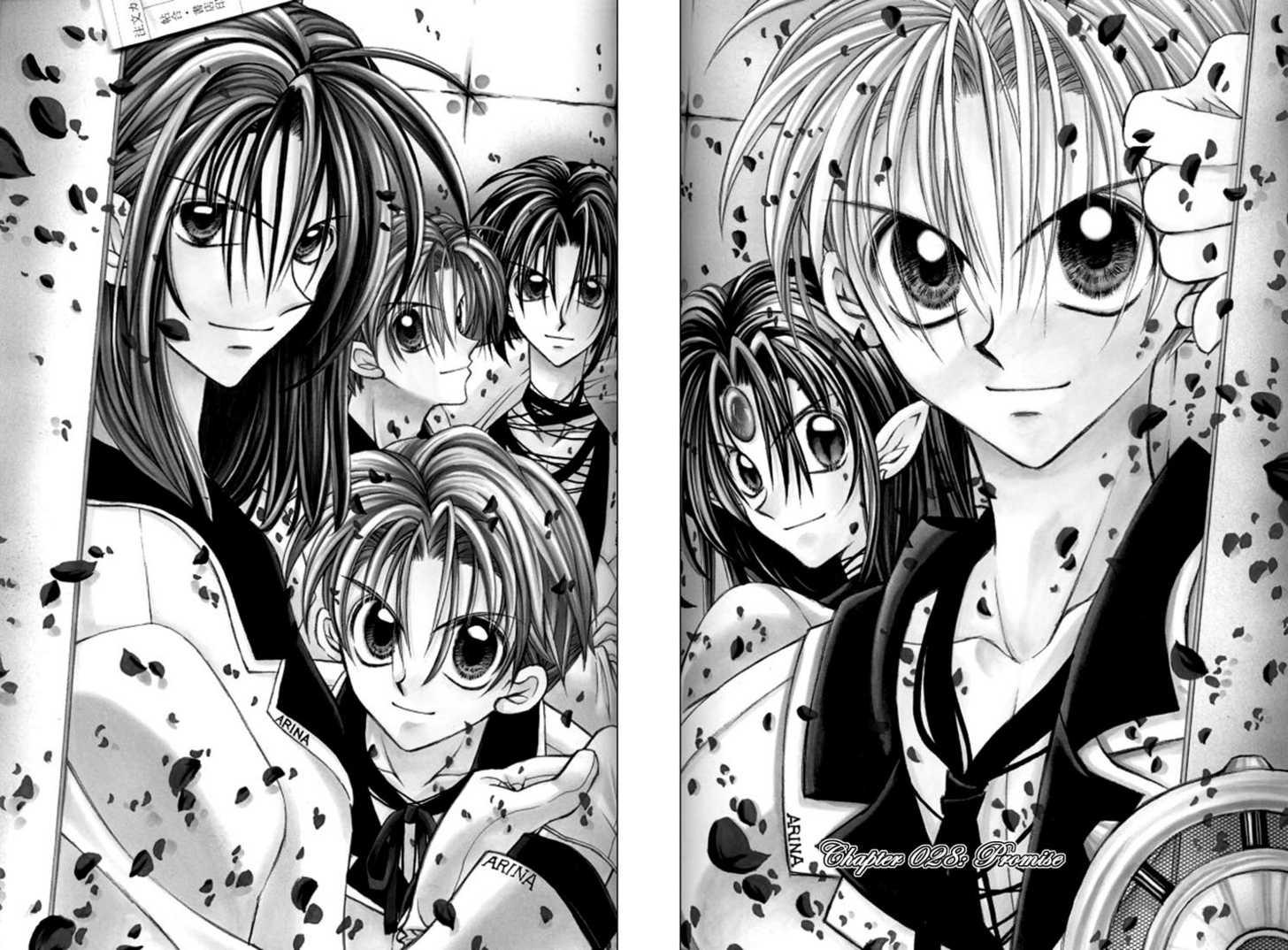 Kamikaze Kaitou Jeanne 28 Page 3