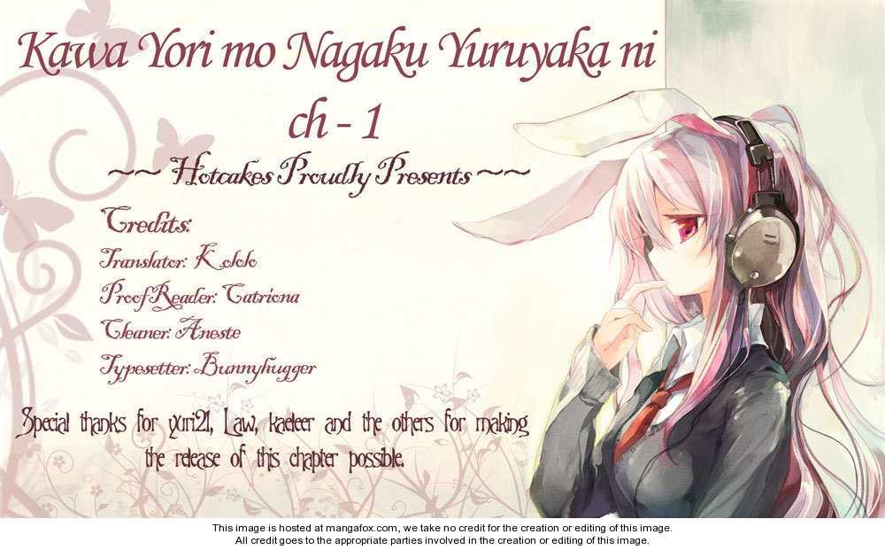 Kawa Yori mo Nagaku Yuruyaka ni 1 Page 1