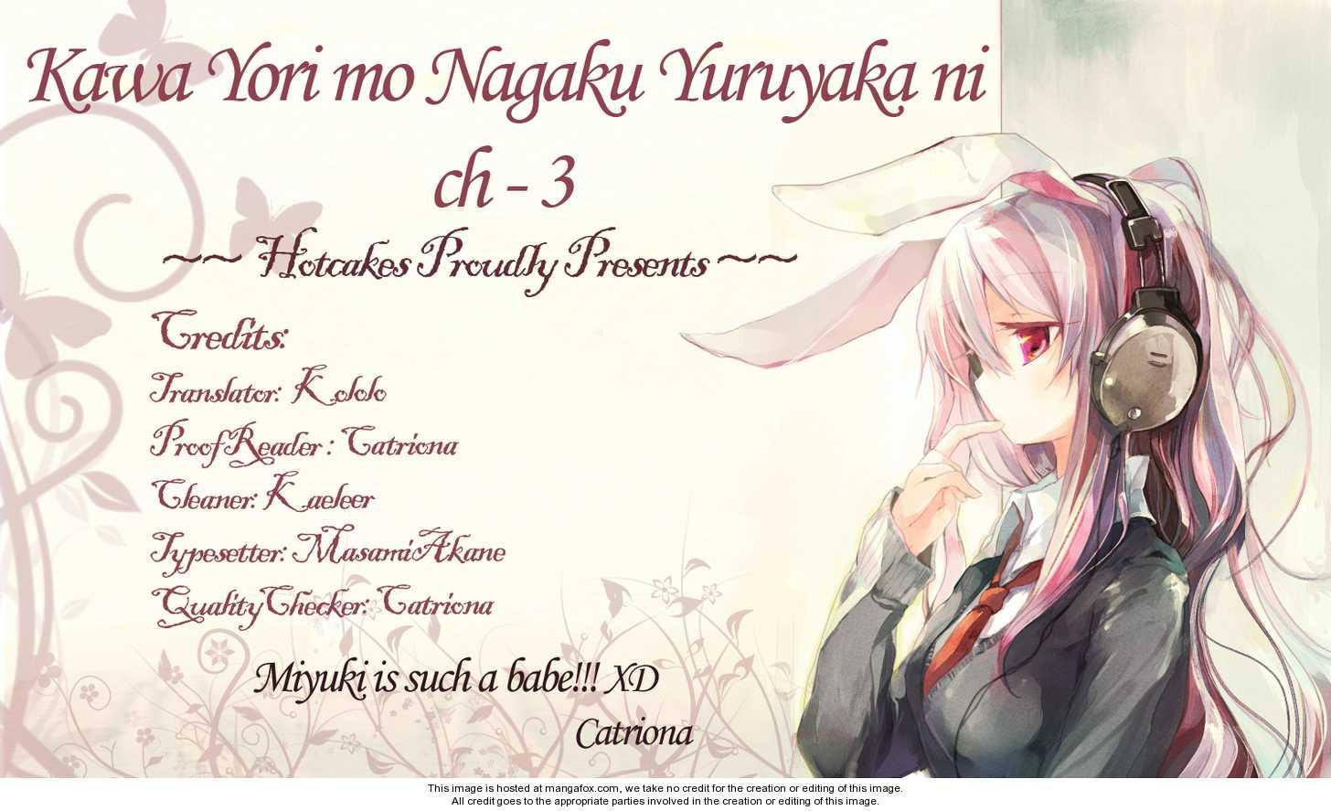 Kawa Yori mo Nagaku Yuruyaka ni 3 Page 2