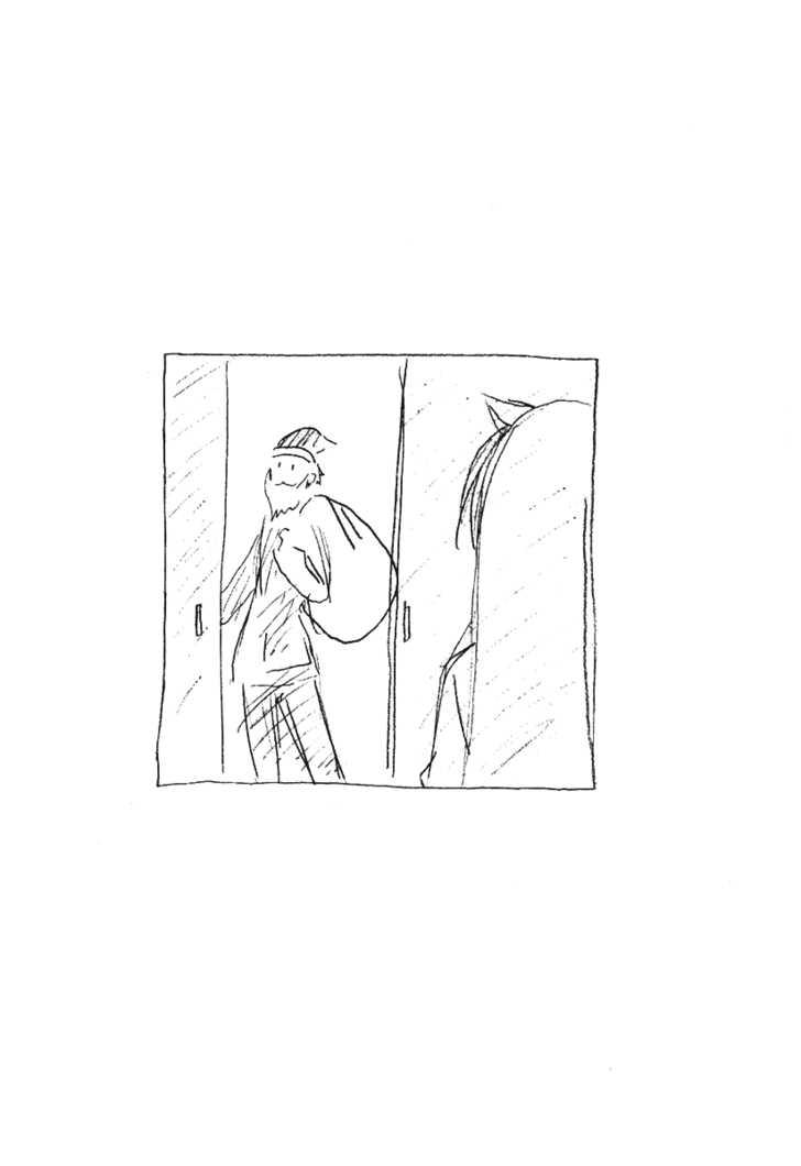 Minami-ke 24 Page 1
